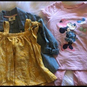 Cute Clothing Bundle 2T 🌸